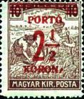 Hungary-due-1922-1a